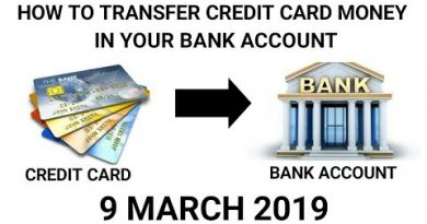 How to transfer credit card money in bank account || how to unblock paytm merchant account 2019 2