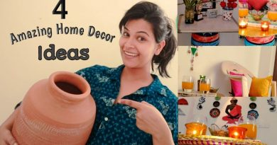 4 Amazing Home Decor Ideas using old Matka (Clay Pot)|| how to recycle waste pot 4