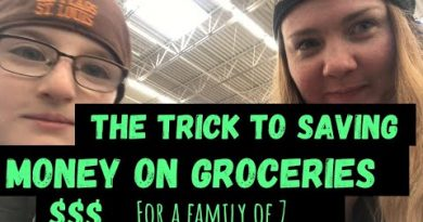Do this one thing before you go grocery shopping to save money // The trick to saving money $$$ 2