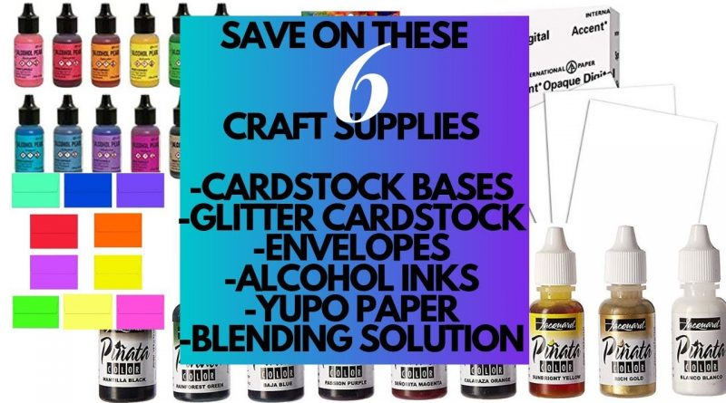 6 Ways to Save LOTS of Money on Craft Supplies 1