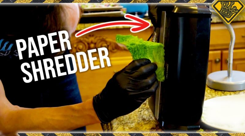Should You Make TACOS with Office Equipment? 1