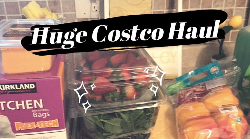 NEW COSTCO HAUL APRIL 2019 | GREAT DEALS | HUGE HAUL | MONTHS WORTH OF GROCERIES | COME SEE!!! 1