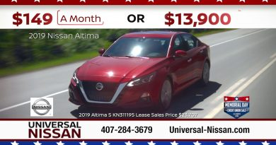 Universal Nissan - Memorial Day Credit Union Sale! 2