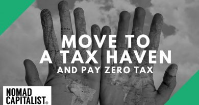How to Move to a Tax Haven and Pay Zero Tax 3