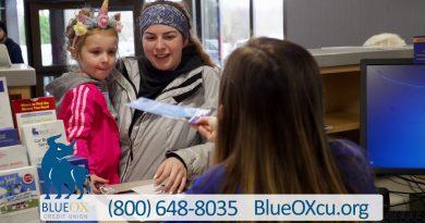 BlueOx Credit Union 2
