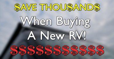Best RV Buying Tips - Save Money! 4k UHD 3