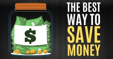 The BEST Way to Save Money 4