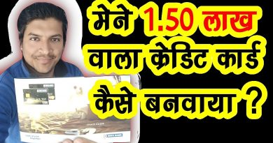 How To Apply HDFC Credit Card in Hindi | Mr.Growth 4