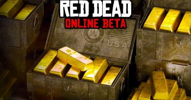 FREE GOLD BARS Red Dead Online MARCH GIVEAWAY! 4