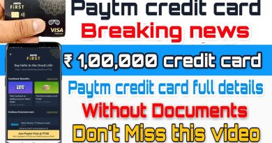 How to apply Paytm credit card full details | Paytm First Credit Card Full details | Paytm credit 4