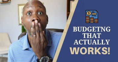BUDGETING for BEGINNERS - How to Do a Budget and SAVE MONEY 3
