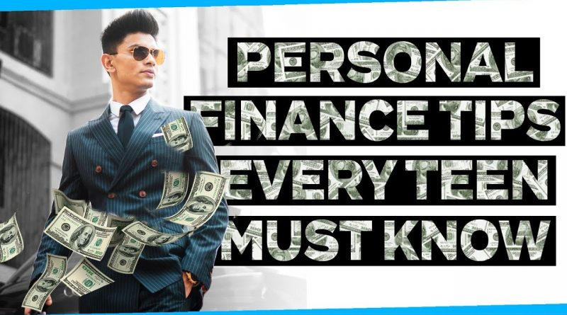 PERSONAL FINANCE Tips Every INDIAN TEEN Must Know   Simple Tips To FINANCIAL FREEDOM 1