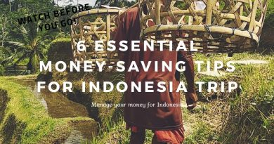 6 Essential Money-Saving Tips For Indonesia Travel Broke Indian Backpacker Off My Desk 3