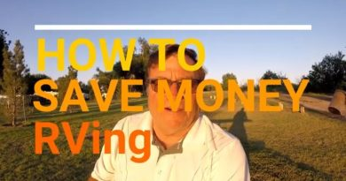 HOW TO SAVE MONEY RVING 3