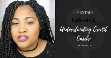 #TeenTalk: Episode 2: Understanding Credit Cards 4