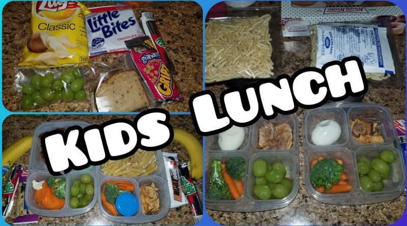 Kids School Lunches 1