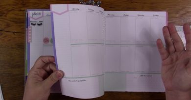 Plan With Me May 27th Through June 2nd Recollections Faith Planner 2