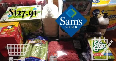 Sam's Club haul! Groceries & household supplies 4