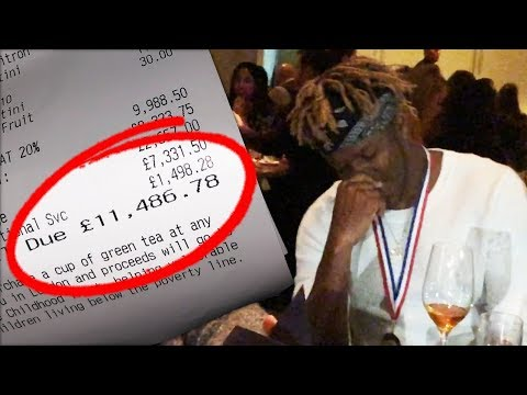 KSI GAVE ME HIS CREDIT CARD AND I SPENT $12,000 1