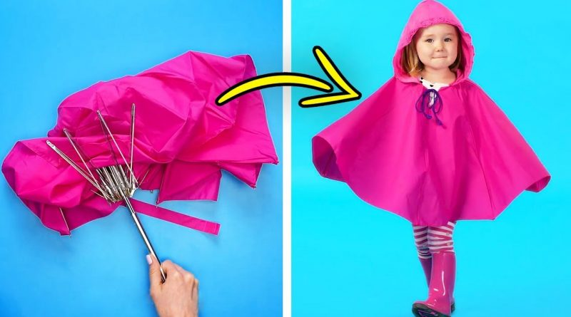25 SUPER CUTE REPURPOSING IDEAS FOR KIDS AND PARENTS 1