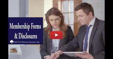Membership Forms and Disclosures Credit Union Packages 4
