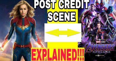 CAPTAIN MARVEL POST CREDIT SCENE EXPLAINED 3