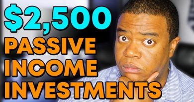 Passive Income Investment Ideas: 5 Income Streams (that pay BIG) 2