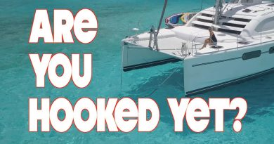 Marriage-saving Tip #1: Anchoring a Catamaran without stress 2