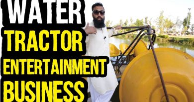 Water Tractor Lgao | 60,000 Mahana Kamao | Small Investment Idea | Azad Chaiwala Show 3