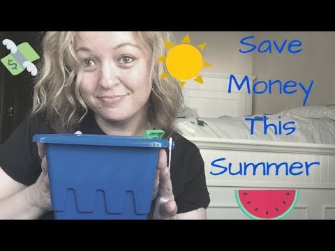 15 Ways To Save Money This Summer/Collab with Slay This Debt/Frugal Living 1