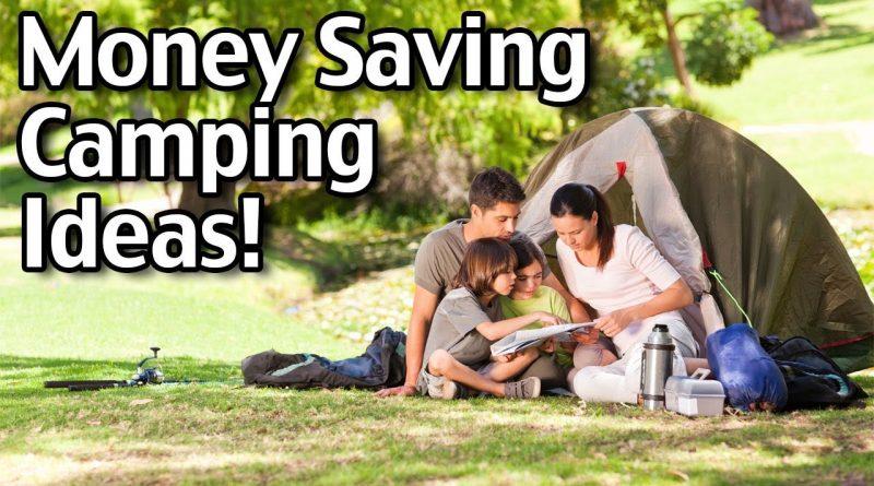 Money Saving Camping Ideas - Camping Gear Organization Ideas 5