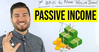 How To Make Passive Income (2019) 4