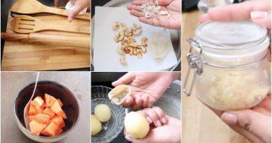 Health ,Time & Money Saving Kitchen Tips    Kitchen Tips in Telugu   Useful Kitchen Hacks  Sireesha 4