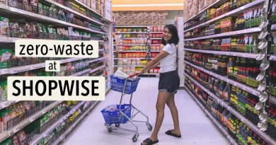 Trying ZERO-WASTE shopping at SHOPWISE || PHILIPPINES 4