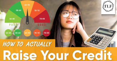 The 5 Strategies That Raised My Credit Score From The 500s to The 800s 4
