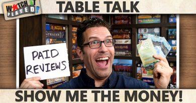 Table Talk - Show Me The Money! 3