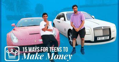 15 Ways Teenagers Can Make Money 3