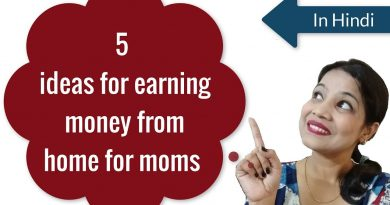 How to make money online | Top ideas for earning money from home for mothers 3
