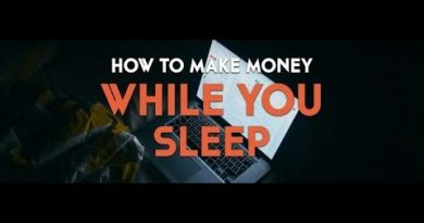 Make MONEY While You SLEEP !! | Passive Income Ideas that you can start RIGHT NOW !! 2