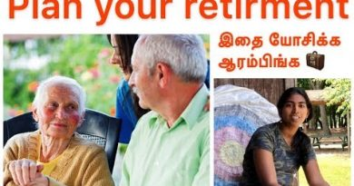WHY AND HOW TO PLAN YOUR RETIREMENT ?? | THINK ABOUT SAVING MONEY FOR YOU|sms TAMIL 2
