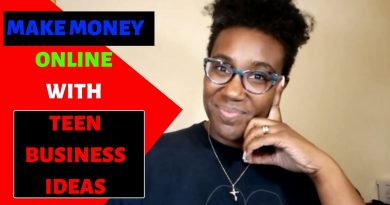Make Money Online With These 5 Best Teen Business Ideas 4