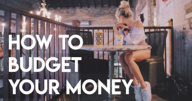 how to budget and save money 3