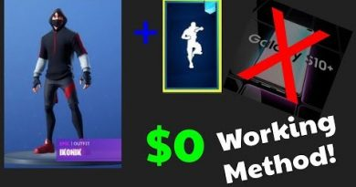 How to get Ikonik Skin! Free, Online, Quick! Working Method! [S10+ promotion] 2