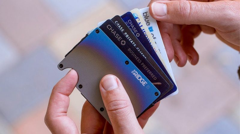 5 Best Slim Wallet On Amazon - Top Credit Card Holder 4
