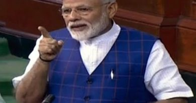 Did Congress credit Narasimha Rao, Manmohan, Vajpayee, PM Modi asks in LS 4