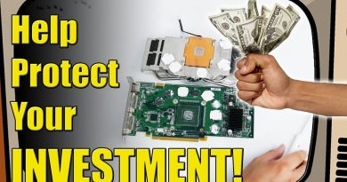 Don't Be Afraid to Save MONEY! Tips for Buying Used Video Cards 2