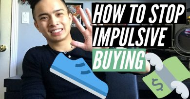 How To Stop Impulsive Buying | 5 Tips to Saving Money 2