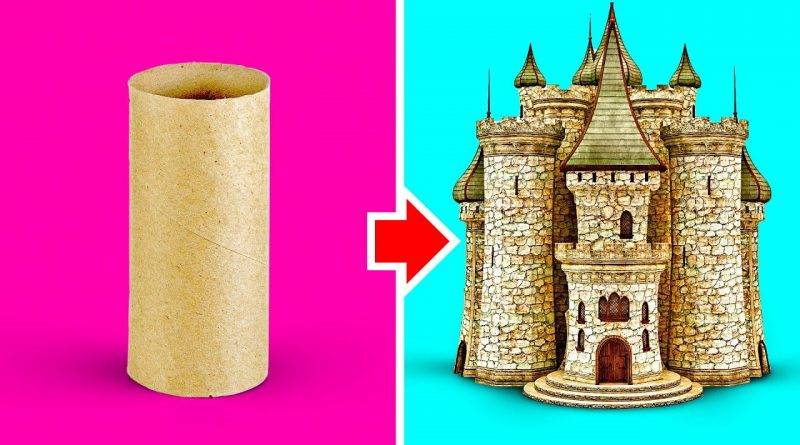 16 ADORABLE CARDBOARD TOYS FOR TODDLERS 1