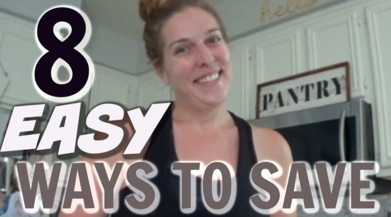 8 Easy Ways To Save Money All Year Long 1