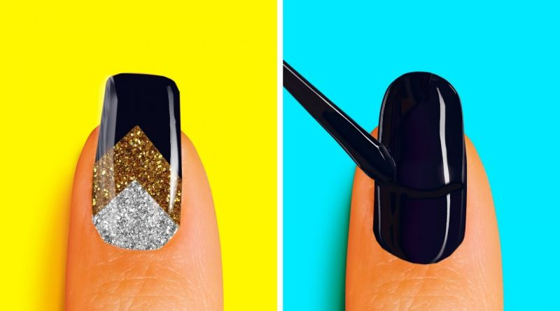 25 UNIQUE DECOR IDEAS FOR YOUR NAILS 1